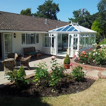 Double Hipped Edwardian Conservatory