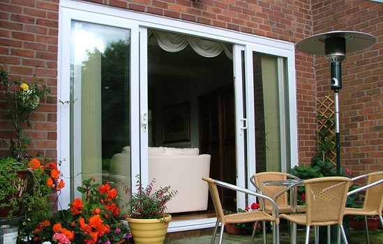 Patio Doors Folding Amp Sliding Upvc Conservatory Doors