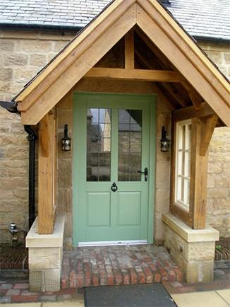 Outstanding Composite Front Door Green Images - Best Image Home ...