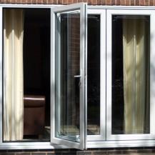 uPVC Bi folding Door