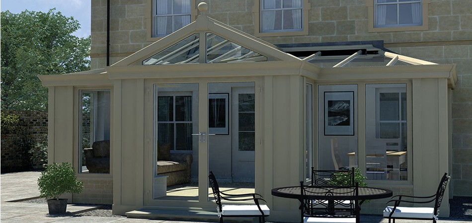 Garden Rooms Courtesy Of Romsey Conservatories