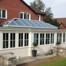 Traditional Orangery With Roof lantern