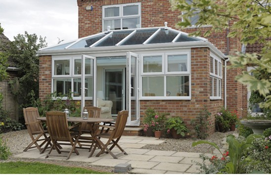 Orangeries bespoke design by dgcos approved installers for Upvc french doors liverpool