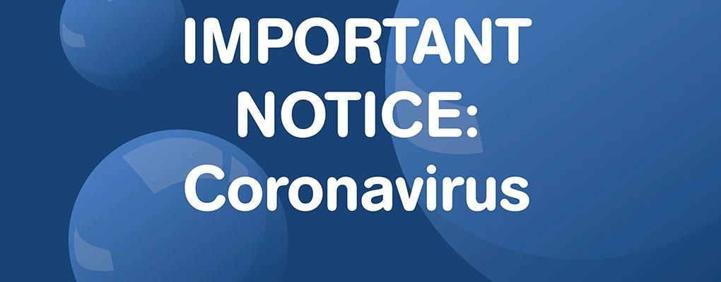 Coronavirus Contingency Plan