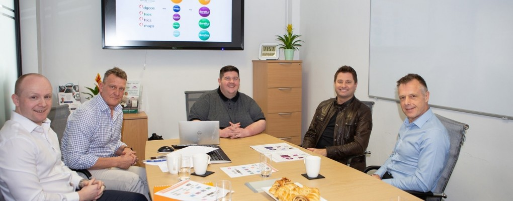 George Clarke meets DGCOS Management