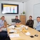 George Clarke meets DGCOS Management
