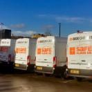 SafeGlaze Vans