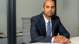 Faisal Hussain joins DGCOS as New Chief Executive